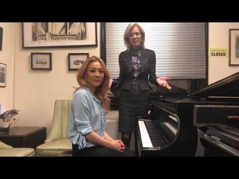 Olga Kern Lesson - Rachmaninov Piano Sonata No 2 Op 36 in Bb minor 1st movement