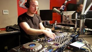 Duke Dumont spins a set on Z103.5!