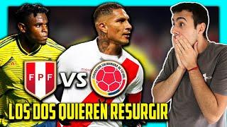 🇵🇪 PERU vs COLOMBIA 🇨🇴 ELIMINATORIAS QATAR 2022 🏆 FECHA 7 ⚽ PRONOSTICO & PREDICCION