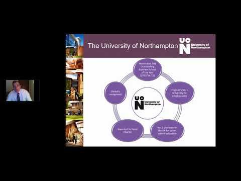 University of Northampton MBA Webinar - Middle East - 12 December 2017