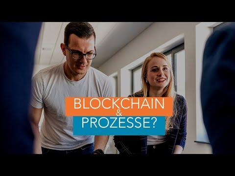 Prozessmanagement trifft Blockchain