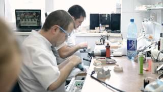 Протезирование  ч 2 Зуботехническая лаборатория