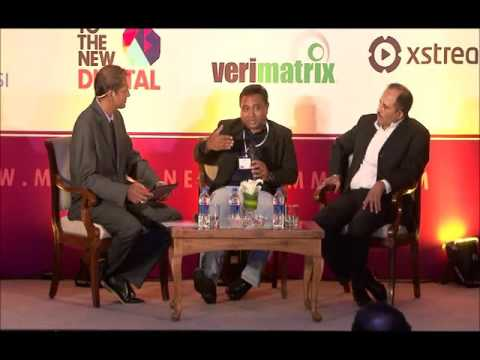 NexTV series Mumbai 2016-Executive Panel 2