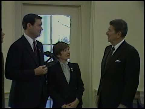 President Reagan's Photo Opportunities on February 28, March 1, 1985