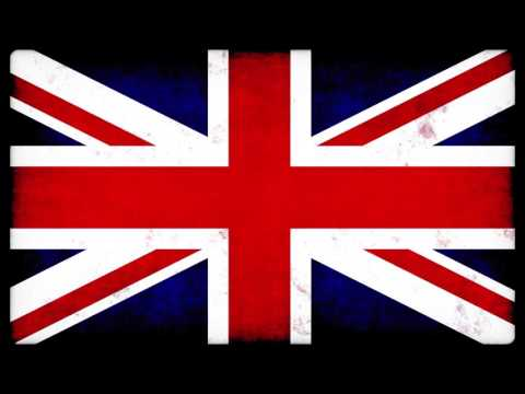 British National Anthem - God Save The Queen (feat. Herrin on electric guitar)