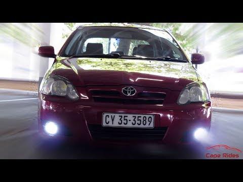 Toyota Runx 160i Sport