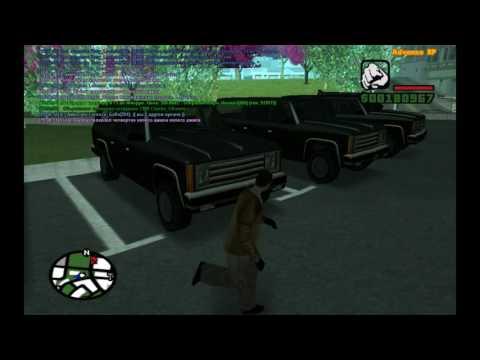 #1 Пример РПшки для мафии