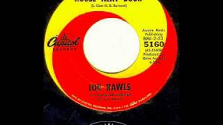 Lou Rawls - THE HOUSE NEXT DOOR  (Blossoms)  (1964)