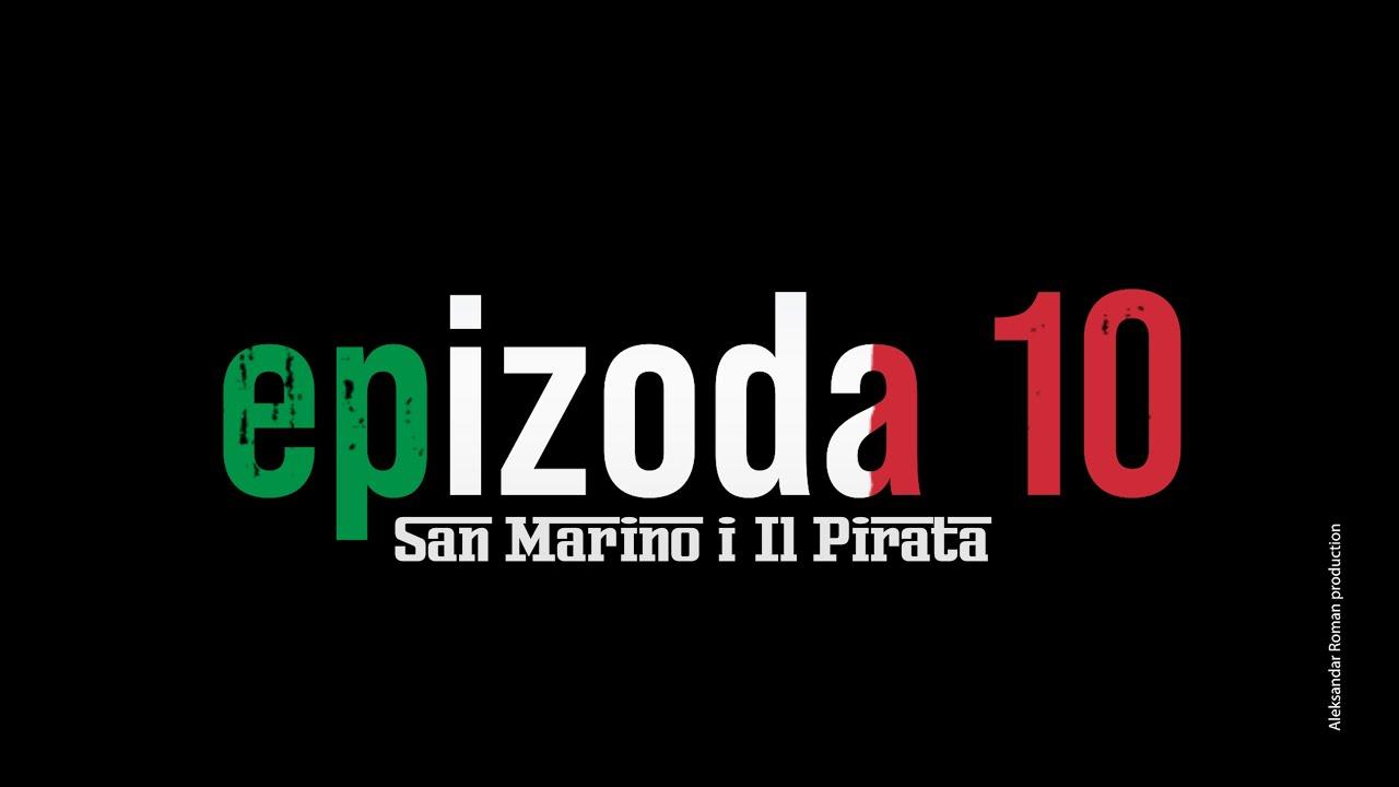 San Marino i Spazio Pantani [Krug oko Italije 2019]
