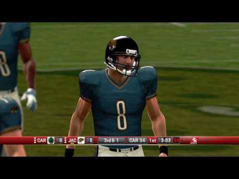 All-Pro Football 2K8 - 1999 Jacksonville Jaguars
