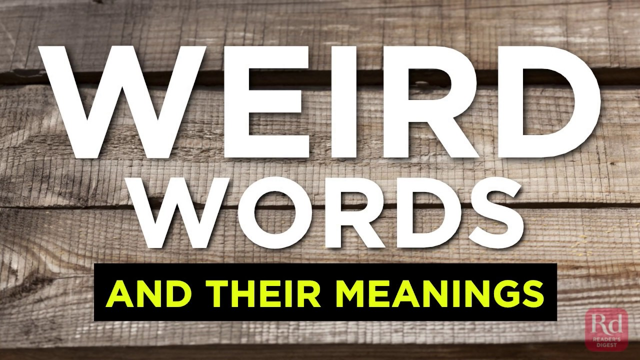 weird definition of weird in english by oxford dictionaries
