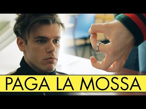 PAGA LA MOSSA - COME FREGARE I TUOI AMICI - iPantellas