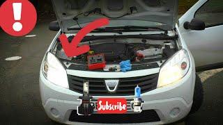 XENON больше не нужен. LED лампы H4 для Dacia/Renault Logan, Sandero, Duster, Symbol, Clio.
