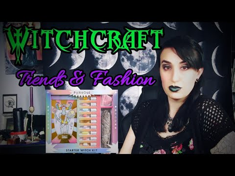 Sephora Starter Witch Kit • Trendy & Fashion Witchcraft • Activism Chat