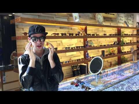 Great Glasses, Contacts, Sunglasses Shop in Korea (IAMGLASS) 안경 가게!