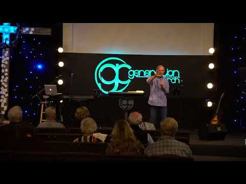 Don't Limit God by Darryl Lovell | Generation Church of North Georgia