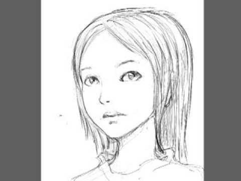 การวาด ใบหน้า การ์ตูน รูปหน้าคน