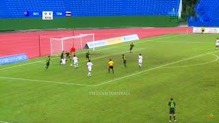 Australia 3-1 Thailand | AFF U18 CHAMPIONSHIP 2019 FULL HD | GROUP B | 11/08/2019