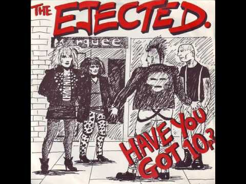 The Ejected - Have You Got 10p (EP 1982)