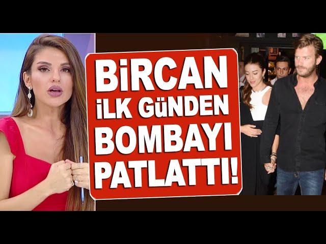 Bircan Bali'nin Kıvanç Tatlıtuğ Başak Dizer iddiası sosyal medyayı ayağa  kaldırdı! / Magazin Turu - YouTube