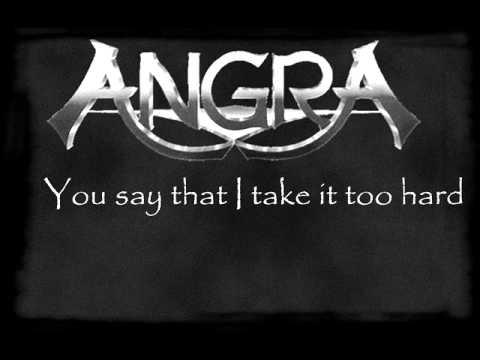 Angra - Bleeding Heart (Lyrics)