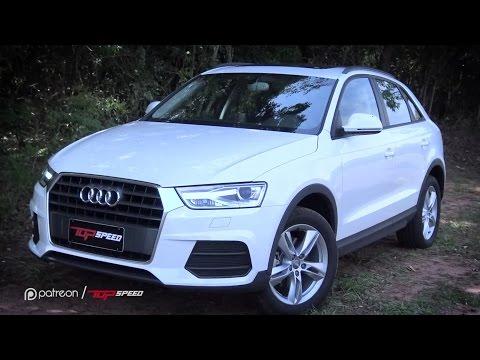 Avaliação Audi Q3 1.4 TFSI | Canal Top Speed