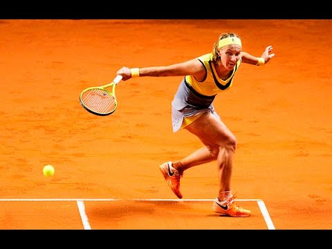 2017 Porsche Tennis Grand Prix First Round | Svetlana Kuznetsova vs Kiki Bertens | WTA Highlights