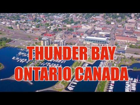THUNDER BAY CITY ONTARIO CANADA