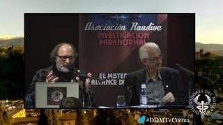 Fantasma de la Diputación de Granada por Antonio Barros y Paco Barrera