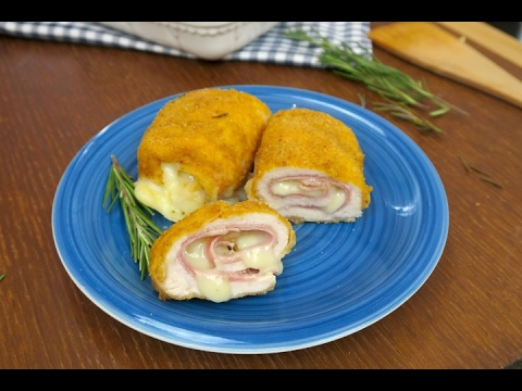 Chicken roll-ups: this easy and tasty recipe is sure to please young and old!