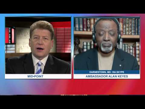 MidPoint :  Ambassador Alan Keyes | Part 1