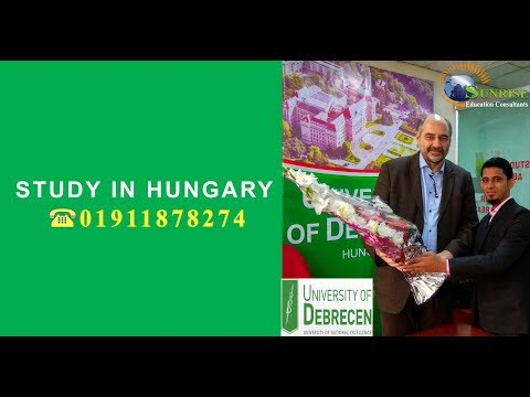 STUDY IN HUNGARY | UNIVERSITY OF DEBRECEN | TOP UNIVERSITIES IN HUNGARY