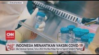 Indonesia Menantikan Vaksin Covid-19