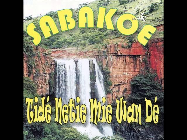 Sabakoe - Tide Netie Mie Wan De