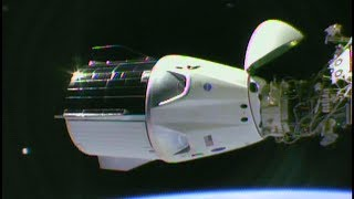 SpaceX Demo-1 Crew Dragon Docking to ISS - Part 2