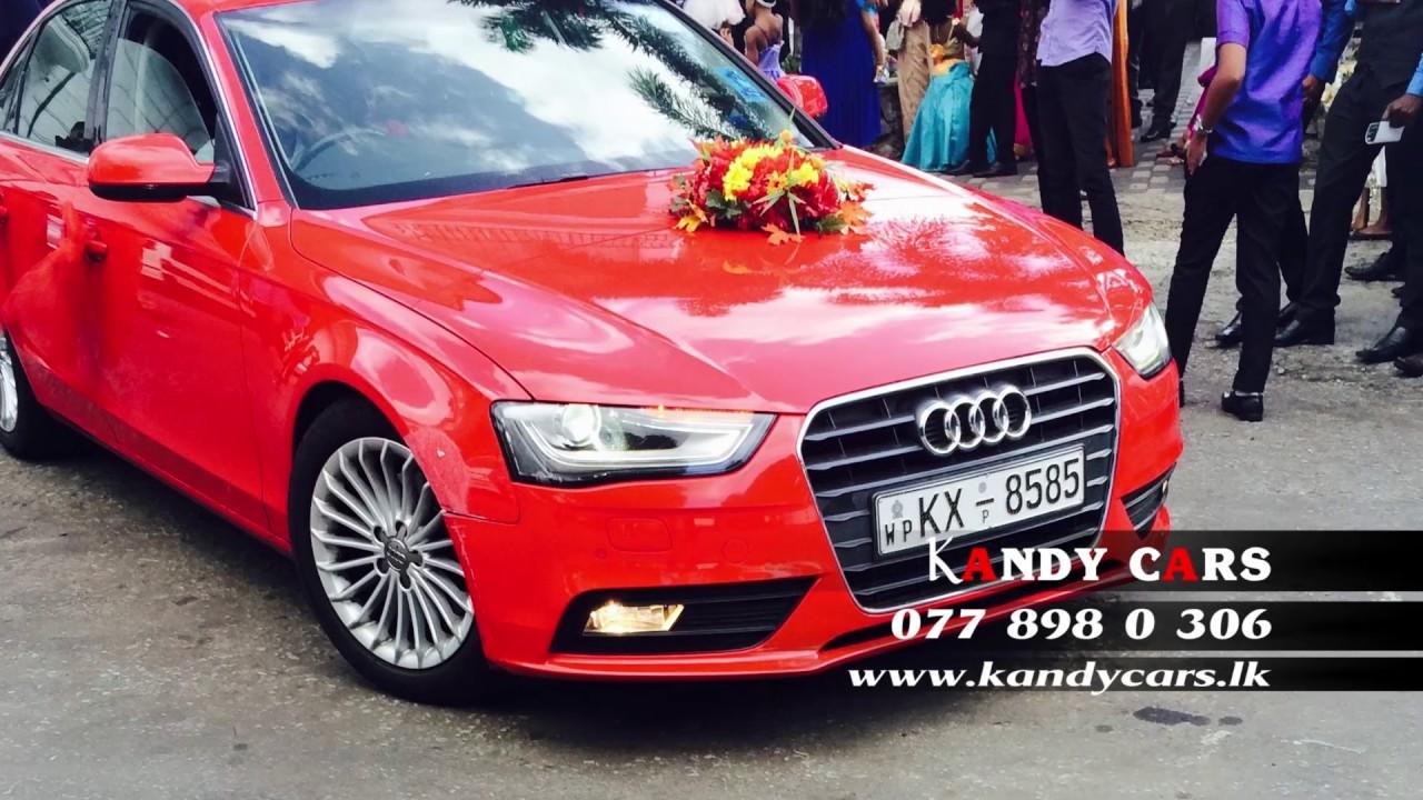 Wedding Cars In Sri Lanka Colombo Kandy Negombo Kandycars Youtube