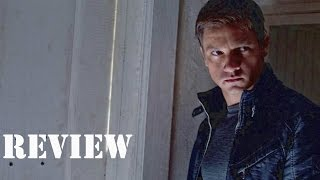 THE MOVIE ADDICT REVIEWS The Bourne Legacy (2012)