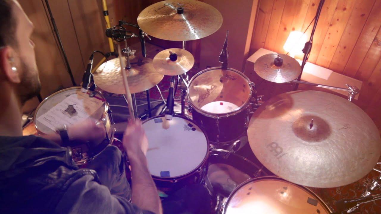 Tymek - La La La - Sam Smith (live) Drum Cover + Git. solo Sebastian Kret