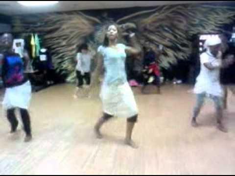 """The Arts: Fallou's Troupe Fall Dance/ Drum Class Introducing """"SABAR"""" Part 1"""