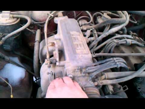 2002 Corvette Wiring Diagram 91 Toyota Pickup 22re Youtube