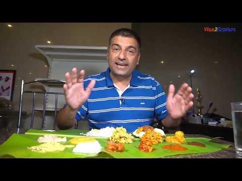 A day in Trivandrum, Thiruvananthapuram Episode 8 | Kerala Tourism, Mothers Veg Plaza Sadhya