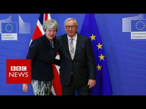 UK and EU fail to strike Brexit talks deal - BBC News
