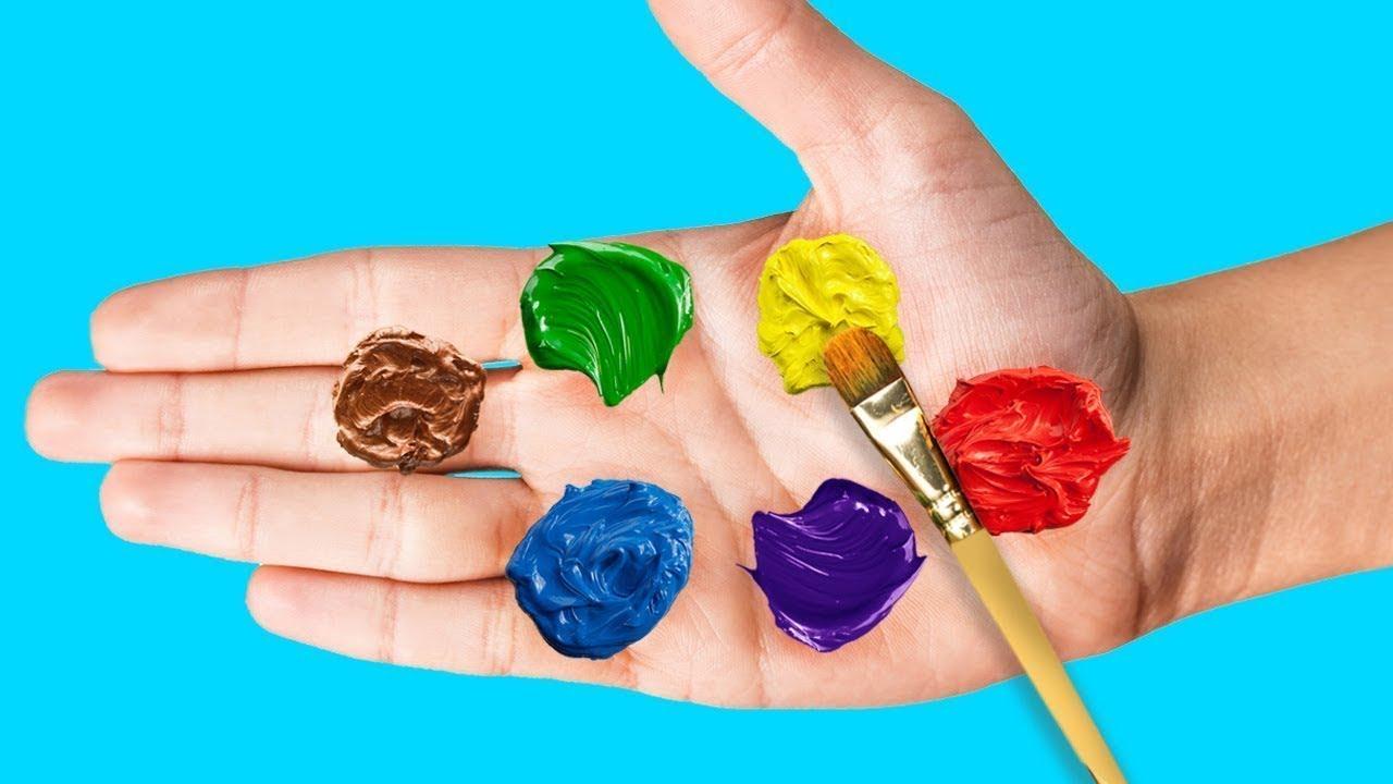 22 СОВЕТА ДЛЯ НАЧИНАЮЩИХ ХУДОЖНИКОВ || Полезные идеи и навыки рисования