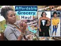 AFFORDABLE Grocery Haul | HEALTHY on a BUDGET | What I Eat | GROCERY LIST INSIDE | SHOP WITH ME