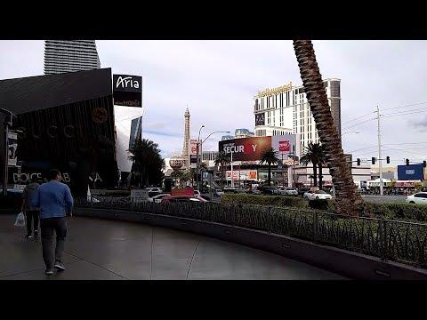 Gucci retail shop, the strip, Las Vegas