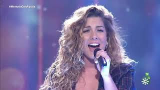 Miriam Rodríguez canta en directo