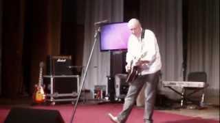 Валерий Короп в Днепре. Горячее видео(Известный христианский поэт и исполнитель Валерий Короп в гостях у церкви