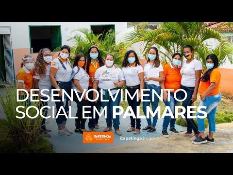 Prefeitura leva serviços sociais a Palmares