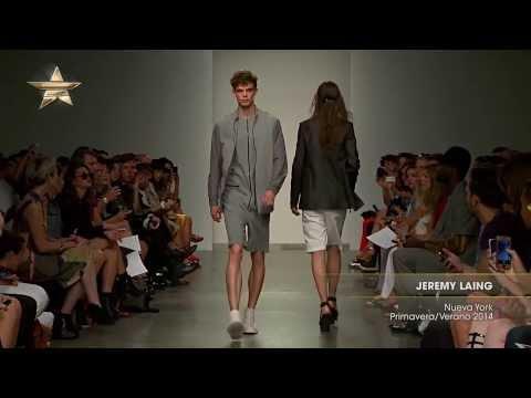 Jeremy Laing | New York Fashion Week | Primavera Verano 2014