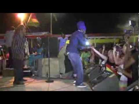 Sizzla: 'Simplicity', Roots Bamboo, Negril, Jamaica 2014